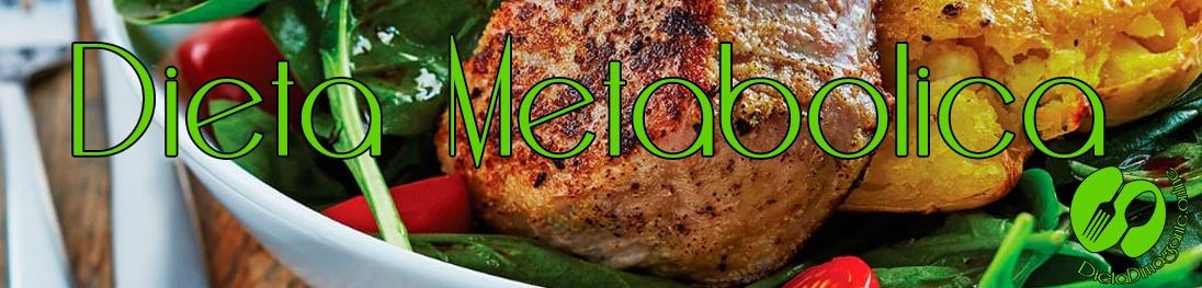 sindrome metabolica dieta