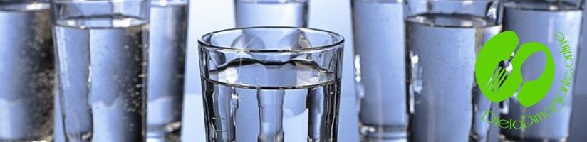 quale marca di acqua bere per dimagrire